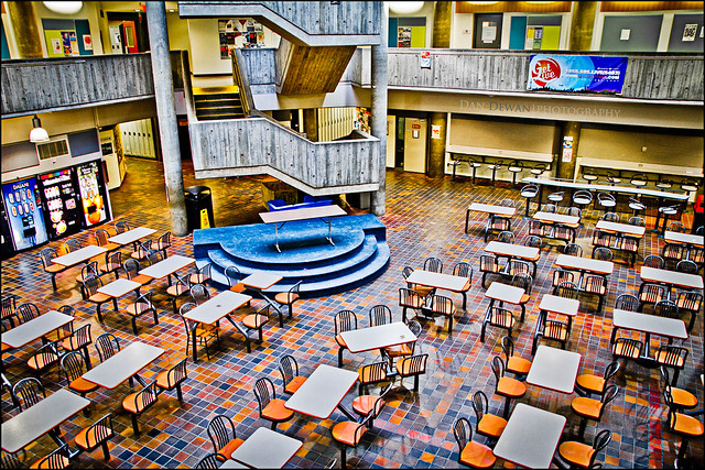 Algonquin College Lunch Room