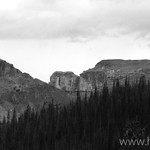 View from Sage Pass
