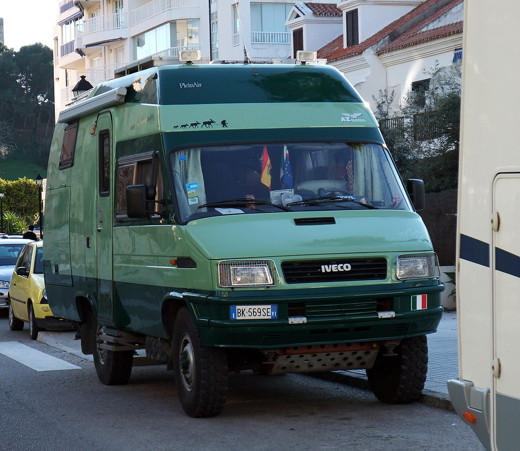 All Sizes Iveco Daily 4x4 Camper Flickr Photo Sharing
