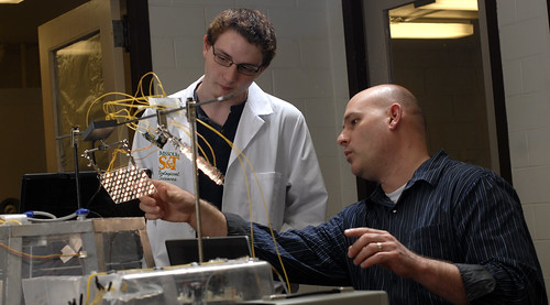 Biological Sciences Fruit Fly Research | by Missouri S&T