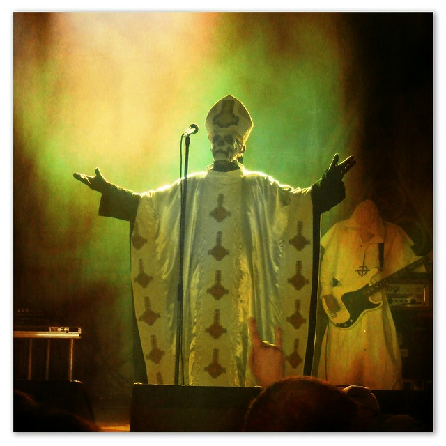 Ghost at Download Festival