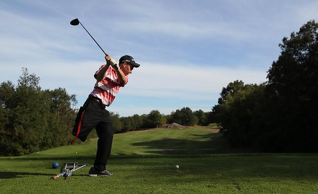 Will Parr Salem Golf Feature