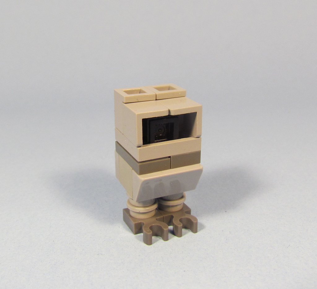Gonk Droid From Star Wars Battlefront Instructions Free T