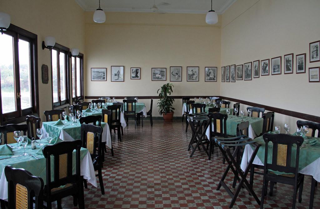 Dining Room La Terraza Bar And Restaurant Cojimar Cuba