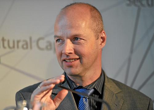 Future transportation: Sebastian Thrun | by World Economic Forum