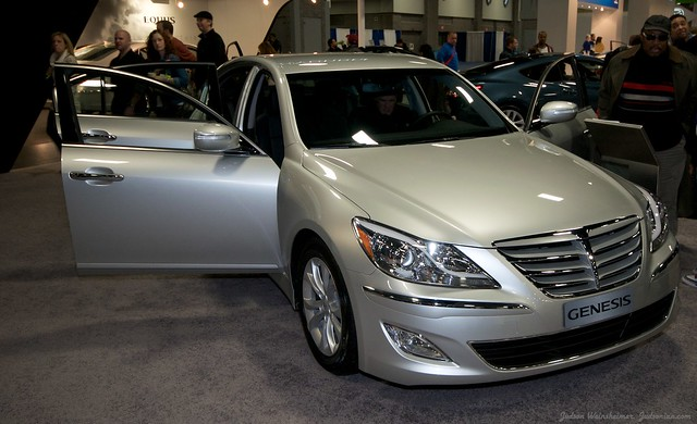 2013 Washington Auto Show - Lower Concourse - Hyundai 7