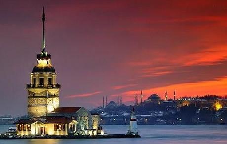 Istanbul's Kız Kalesi   by mattkrause1969
