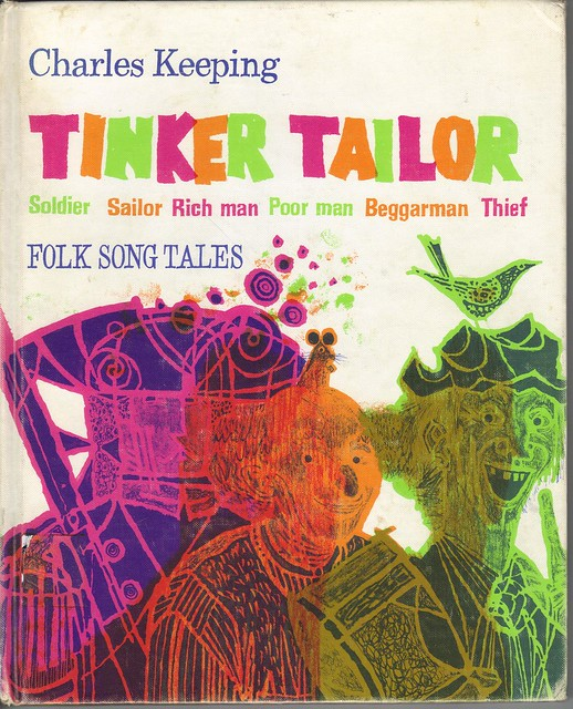 Tinker Tailor, by Charles Keeping