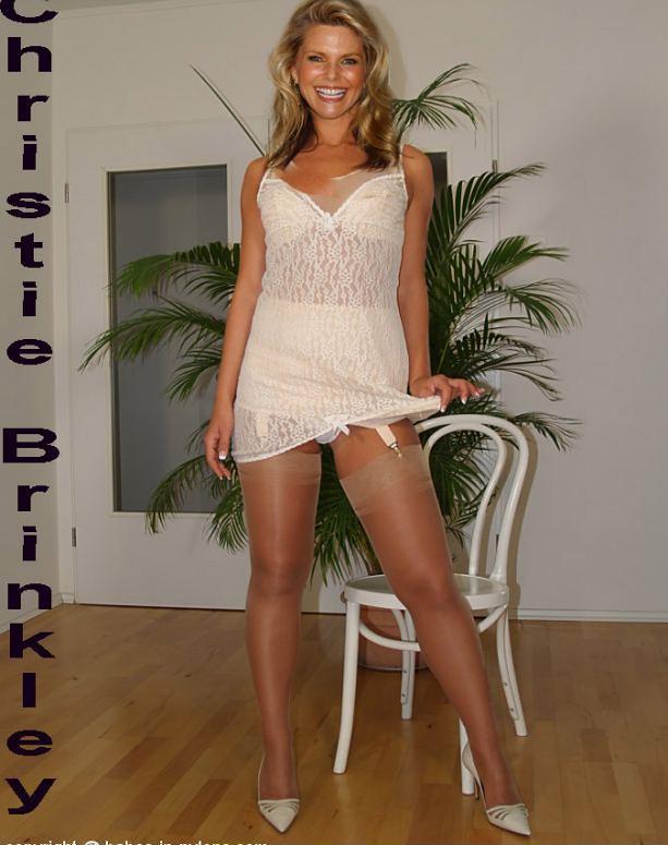 christie brinkley nude