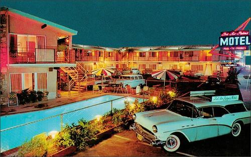 Bel Air Palms Motel CALIFORNIA