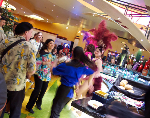 Energetic Live entertainment at Tucanos Brazilian Grill | by Tojosan