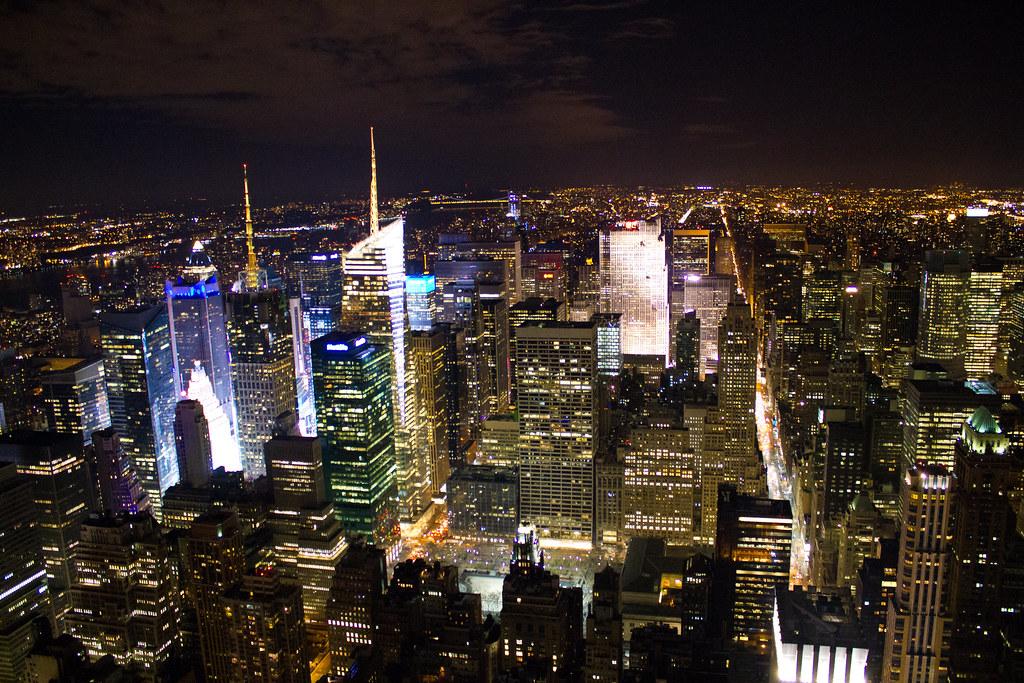 Sleeps Never that City