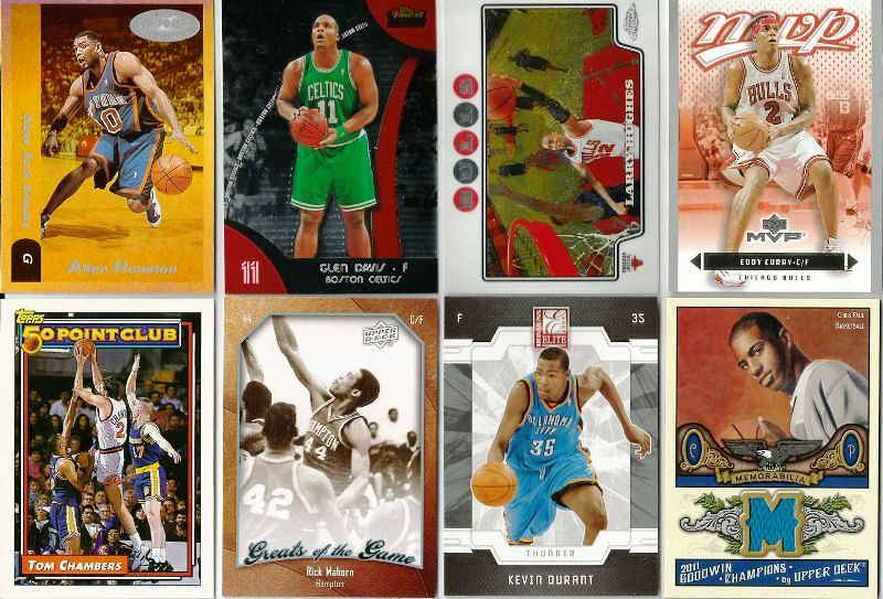 12 Basketball Sports Card Lot Lot 12 For Sale