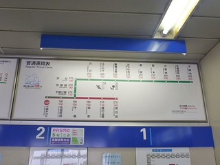 Chiba-Minato Station, Chiba Monorail | by Kzaral