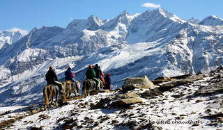 on the way to snow point--Rotung-pass, Manali, INDIA | by asim chaudhuri(anurupa_chowdhury_yahoo.co.in