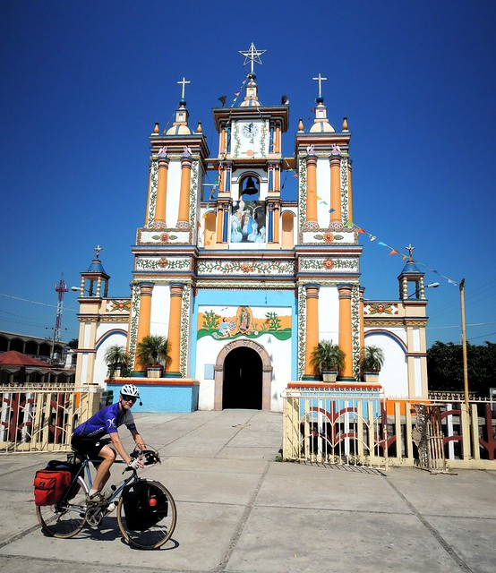 The most famous church in Tabasco -- I'm not sure why by bryandkeith on flickr