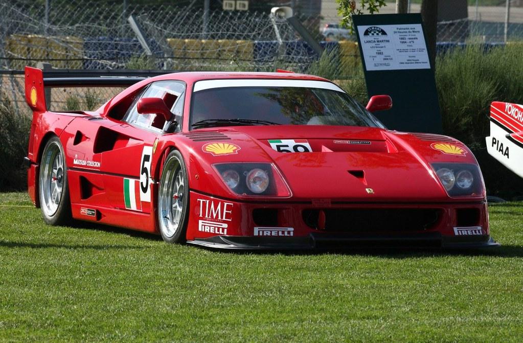 Ferrari F40 LM GTE