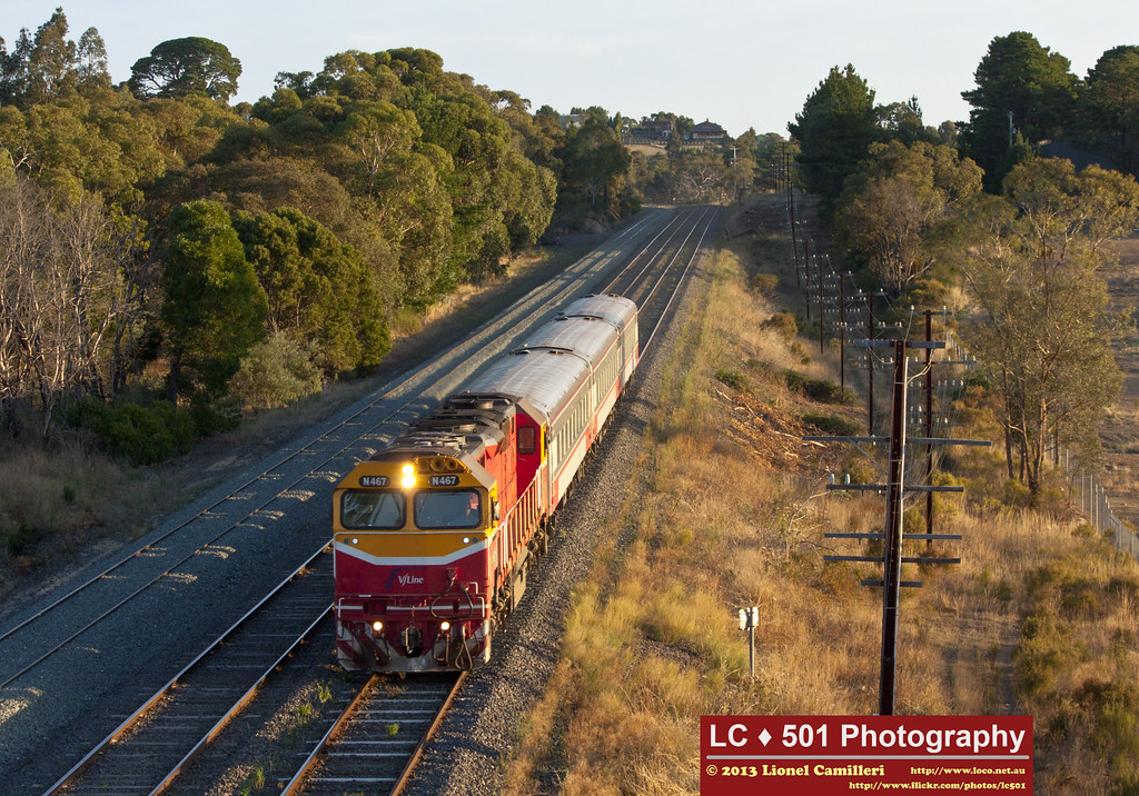 Shepparton bound by LC501