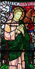 St John the Evangelist by Margaret Agnes Rope, 1912