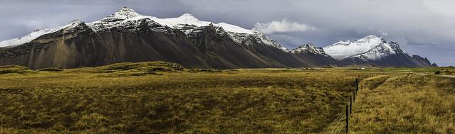 Fjarðarfjall in Iceland