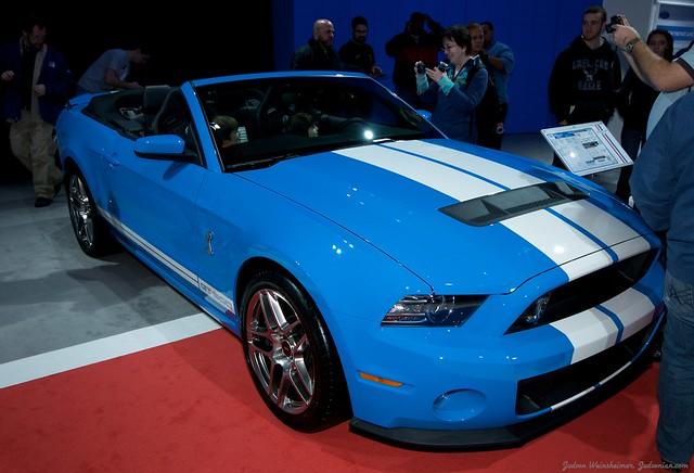 2013 Washington Auto Show - Upper Concourse - Ford 6