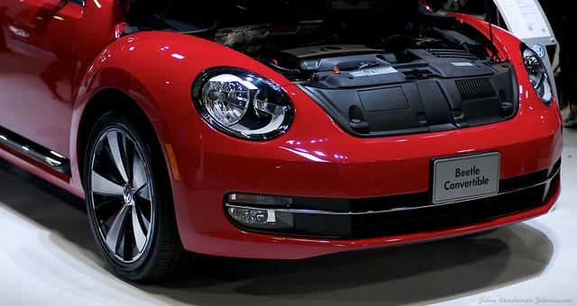 2013 Washington Auto Show - Lower Concourse - Volkswagen 2