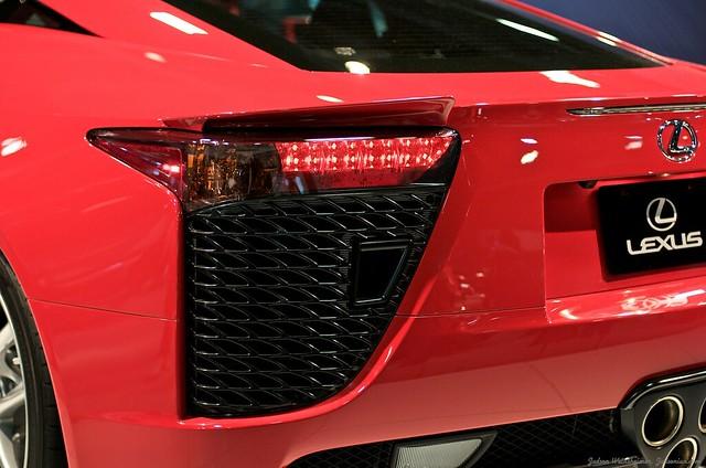 2013 Washington Auto Show - Lower Concourse - Lexus 6