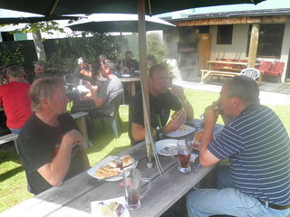 Dining at Waikaia