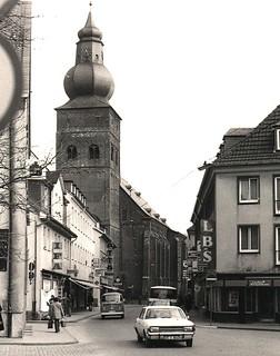 Attendorn, Germany 1975