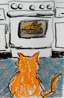 040:365 Cat TV | by allida