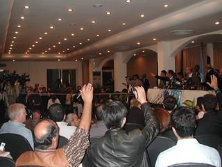 Press Briefing Baghdad (03010077)