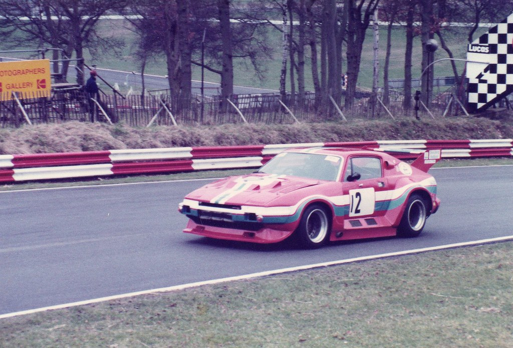 Janspeed Triumph TR7 V8 Turbo Le Mans | Thanks to my dad for