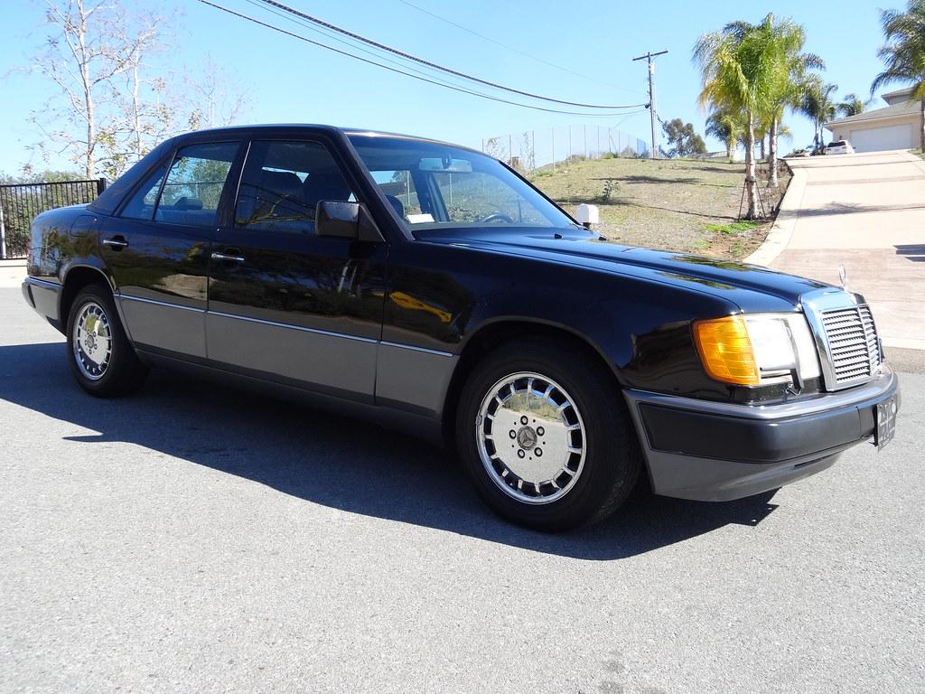 Mercedes Benz 300E 1991