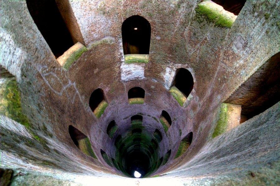 The Pozzo di San Patrizio