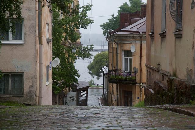 Vyborg (Viipuri) Old Town