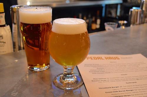 Pedal Haus Brewery | by lauren.topor