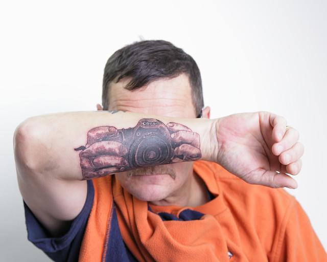 Canon Tattoo