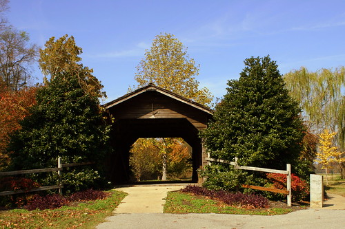 Parks Covered Bridge - Trimble, TN | by SeeMidTN.com (aka Brent)