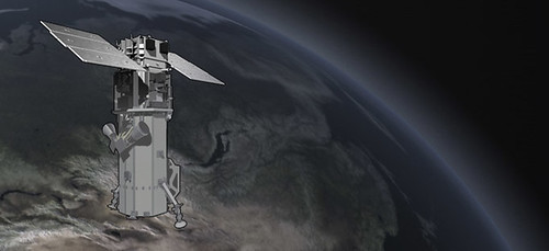WorldView 3 Satellite to Launch Mid 2014 | by @gletham GIS, Social, Mobile Tech Images