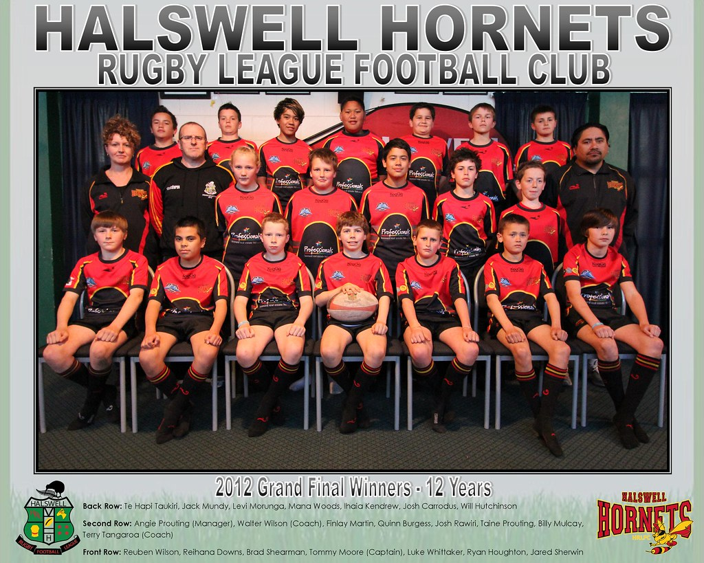 separation shoes ea5e5 3601a Historical Photo Gallery | Halswell Hornets Rugby League ...