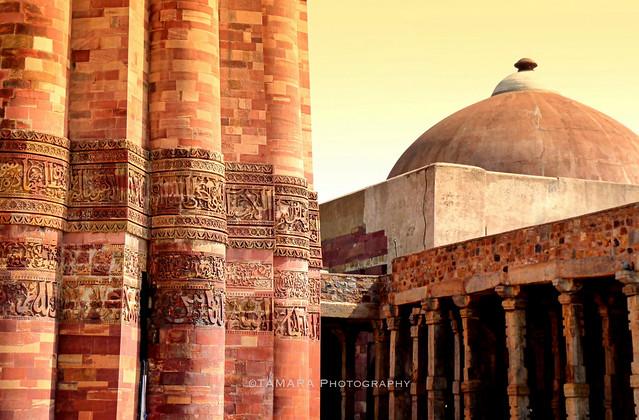 Qutb Minar   India