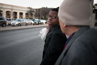 Street Crossing Conversations   by Jesse Acosta