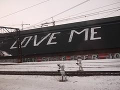土, 2013-02-02 09:34 - モントリオールの駅近く
