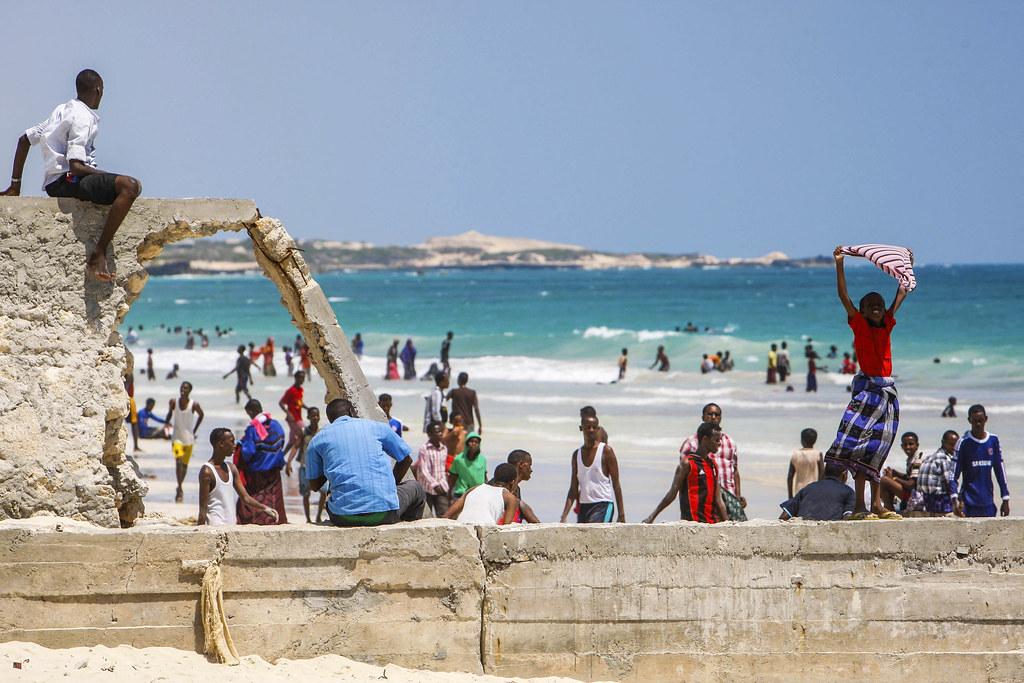 Banaadir Beach