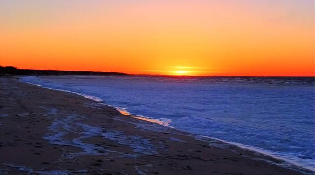 Winter Shoreline  - Explored 3-5-13