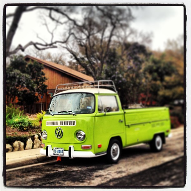 Awesome    #VW #Bus #Truck #Conversion #VWBus | Sean Casey