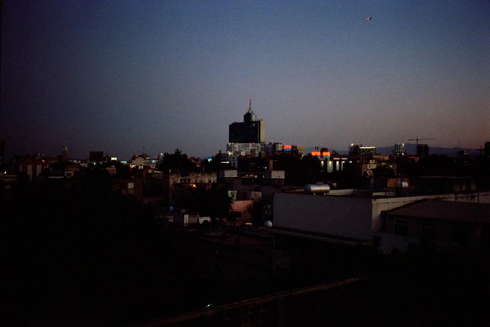 Mexico City, Mexico (February 2013)