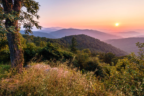 view usa sunrise art nature nationalpark mountains gold hills background drive silhouette appalachian trees shenandoah national serenity virginia travel forest scenic elevation ridge park morning skyline solitude landscape luray unitedstates us