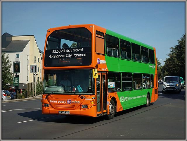 NCT 759, Derby Road, Nottingham