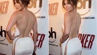 Jennifer Lopez - In Praise Of J-Lo's Butt | by zennie62